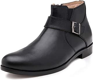 Escaro Everyday Wear Men's Leather Boots