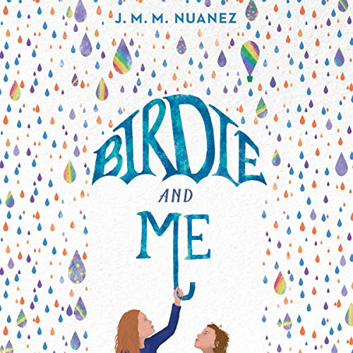 Birdie and Me audiobook cover art