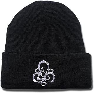 Customized Coheed And Cambria Band The Afterman Symbol Logo Beanie Hat Handmade Skull cap Skull Beanie Knit Hat