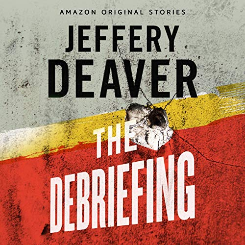 The Debriefing audiobook cover art