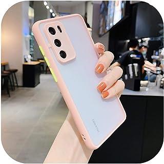 LLFVN for Huawei P40 P30 P20 Lite Pro高級保護ケースfor Huawei Mate 30 20 Pro Honor 8X 9X 9A X10 Pro 30S用電話ケース-BU-for Huawei Mate 20