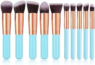 10 Pcs makeup brushes Portable Multifunctional Soft Makeup Brush Set Mini make up brushes women makeup tools Beauty