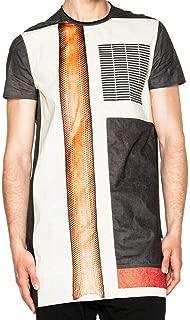 Cyclops Multi-Media Genuine Python Graphic T-Shirt (XS)