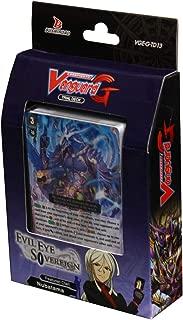 Cardfight Vanguard G Trial Deck 13 Evil Eye Sovereign English Nubatama - 54 cards