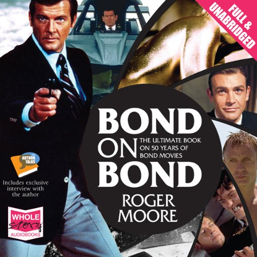 Bond on Bond audiobook cover art
