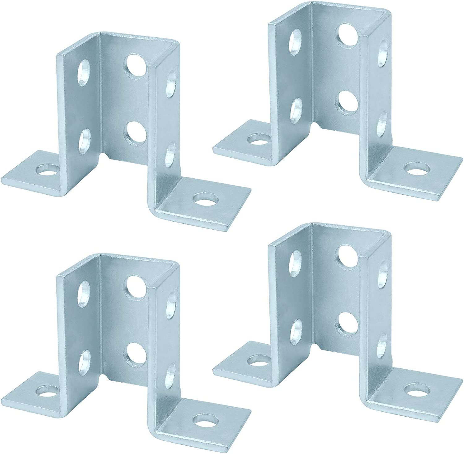 8 Hole Wing Max 48% OFF Shape 90 Degree Bracket for Way Max 41% OFF Connector 3 Fitting