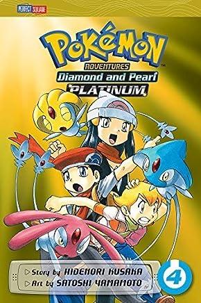 Pokmon Adventures: Diamond and Pearl/Platinum, Vol. 4 (Pokemon) by Hidenori Kusaka(2012-02-07)