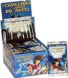 GIOCHI PREZIOSI Caballeros del zodiaco tarjetas Mini Album 04340 Juegos