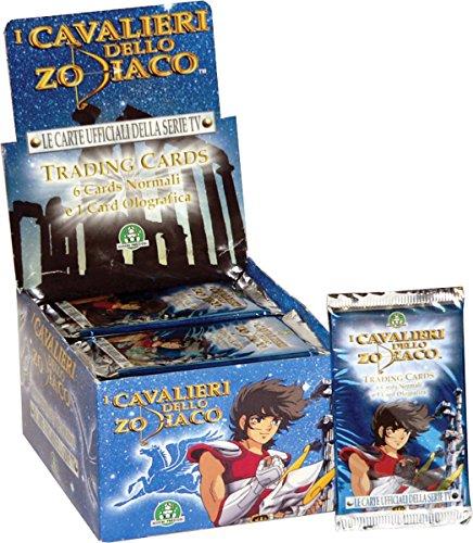 Raccoglitore Trading Cards I Cavalieri dello Zodiaco