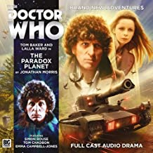 The Paradox Planet (The Fourth Doctor Adventures)