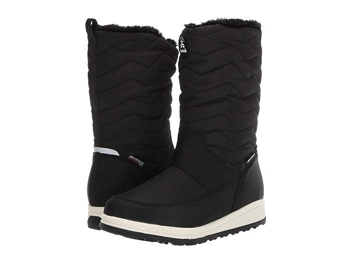 Kamik  Chrissy Zip (Black) Womens Boots