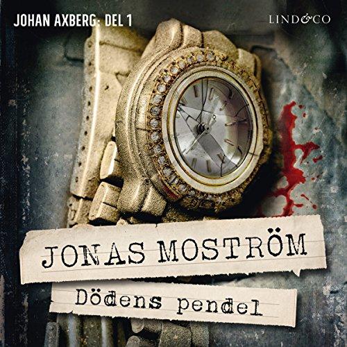 Dödens pendel audiobook cover art