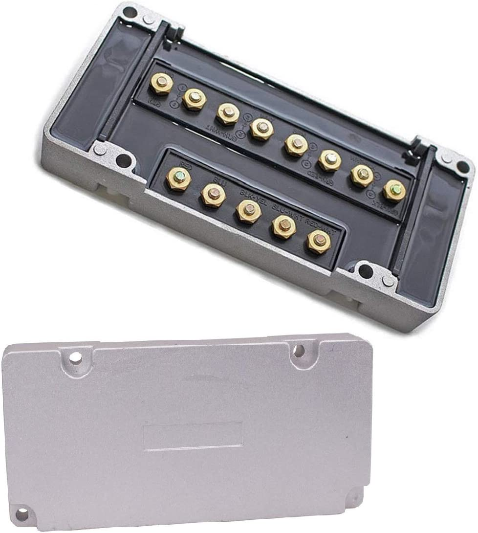 332-5772A5 Replacement CDI for Mercury/Mairner Outboard 40-125hp 4 Cylinder Switch Box Power Pack A3- A7 332-5772 332-5772A7(J750), for Mercury Switch Box, 332 5772A1 for Mercury Cdi Box