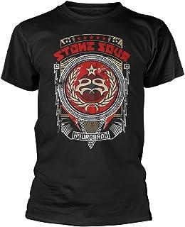 New Stone Sour Rock Band Hydrograd Album Logo Men/'s Black T-Shirt Size S-3XL