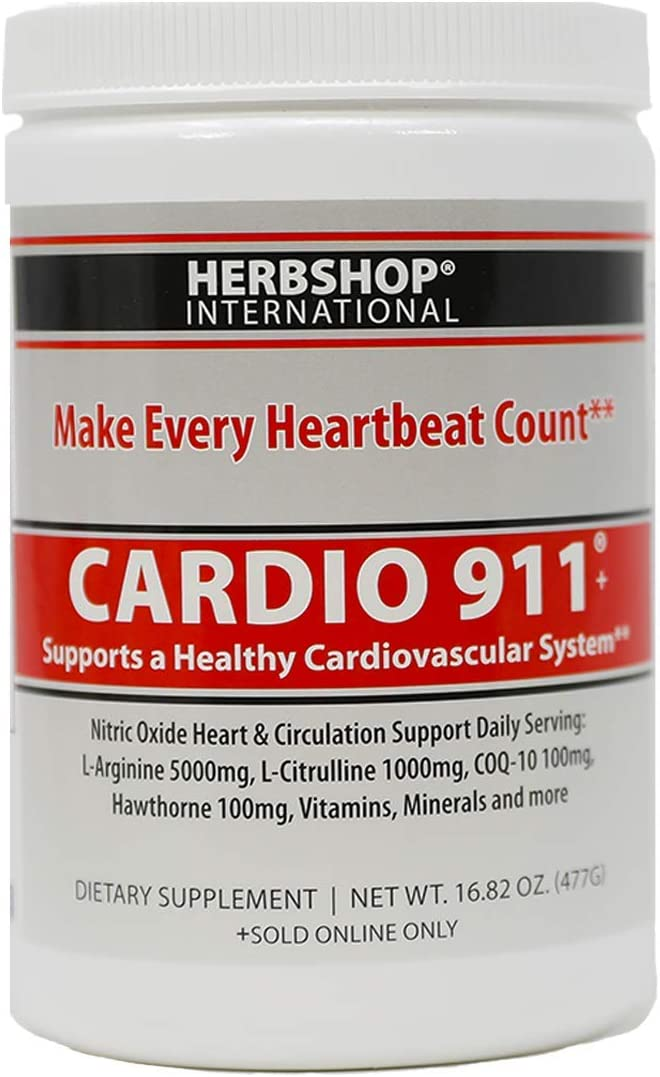 Cardio 911® Heart Health Max 86% OFF Many popular brands - Nitric Supplement O 16.82 Oxide