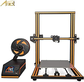 Anet E16 3D Printer, All Metal Frame Double T Lead Screw, Double Y-axis Rod is More Stable- Large Print Size 300mm x 300mm, Automatic Loading and Unloading Filament