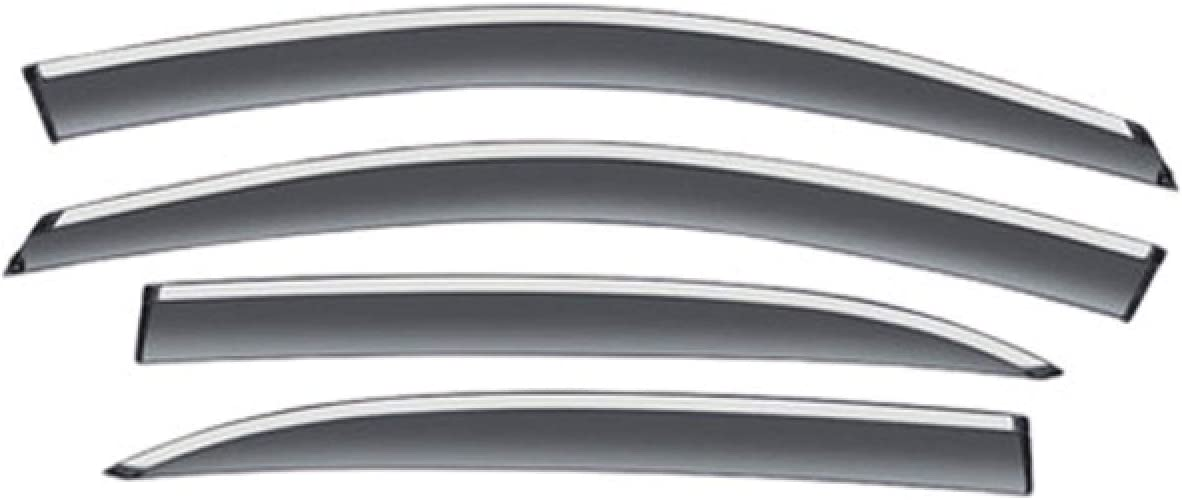 JTSGHRZ Free shipping on posting reviews Auto Ventshade Window Spring new work one after another Visor deflectors Car rain A Shield