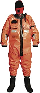 Mustang Survival Ocean Commander Immersion Suit, Orange, Regular