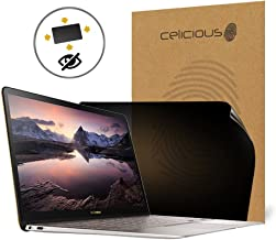Celicious Privacy Plus 4-Way Anti-Spy Filter Screen Protector Film Compatible with ASUS ZenBook 3 Deluxe UX490UA