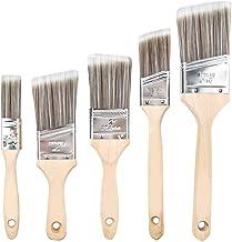 pour D/ébutant Artiste Enfant 1 Palettes Ensemble Brosse de Peinture 13 Pinceaux ZMREN Pinceaux de Peinture Lot de Pinceau de Peinture /à lhuile Peinture Acrylique