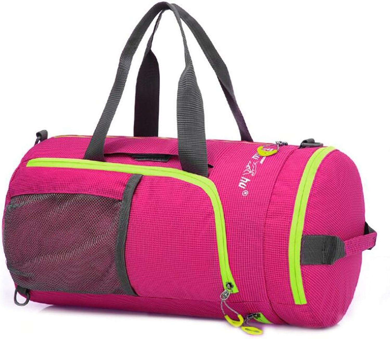 Multifunctional Sport Shoulder Bags Foldable Shoulder Messenger Bag Casual Waterproof Bag Travel Bags