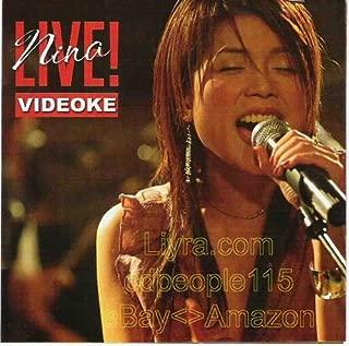 Nina Live! Videoke [Karaoke VCD]
