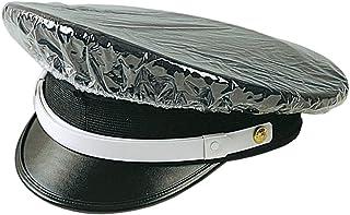 【S450】ビニール帽子カバー (2枚入り)