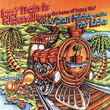 Last Train To Hicksville . . . The Home Of Happy Feet