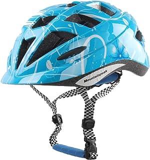 スクーター/サイクリング/ロッククライミング用キッズ安全ヘルメット、子供用スキーヘルメット男の子女の子スノーボードスポーツアウトドア用品ヘッド安全ヘルメット50-56センチ