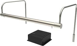 Cocoweb SLED16SN Tru-Slim LED Picture Light Satin Nickel 16