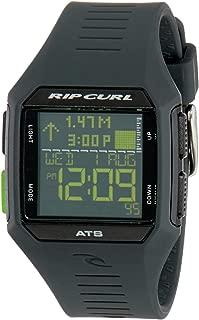 Rip Curl Boys A112440231SZ Year-Round Digital Digital Black Watch
