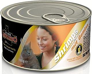 レオナルド (LEONARDO) シュリンプ&ベジタブル 100g 缶 6個入り