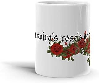 The Moira's Rose's Garden-4856-11 Oz Coffee Mug-A3EM4GGT86V33