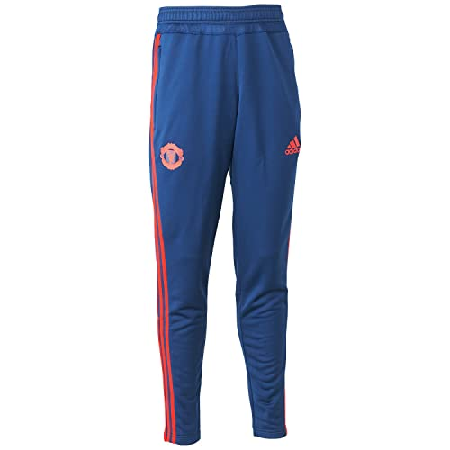 9b5f8a43 adidas Men's Manchester United Tracksuit Bottoms, Men, Manchester United  Trainingshose - blau