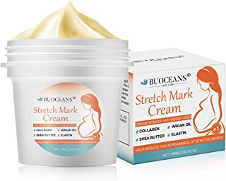 Stretch Mark Cream, Tummy Butter, Remove Stretch Marks From Pregnancy, Repair Scar Slack Line Abdomen Stretch Marks Postpartum, Pregnancy and Nursing Safe Skin Care