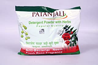 PATANJALI Popular Detergent Powder - 500 G