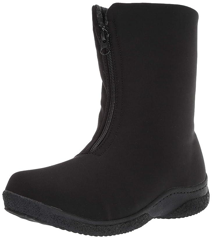 ウール誇りに思う病気だと思う[Propét] Womens Madi Mid Zip Round Toe Mid-Calf Cold Weather Boots [並行輸入品]