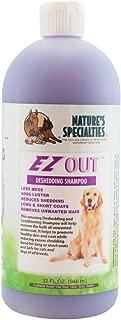 Nature's Specialties EZ Out Detangling Pet Shampoo, 32-Ounce