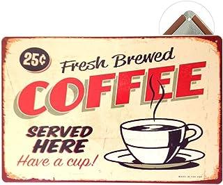 """Sycle cirkel Colorfast Vintage Metalen bord 7.87""""x 11.81"""" Tin teken Plaque Poster Muurdecoratie voor Cafe Bar Restaurant P..."""