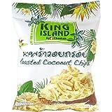 キングアイランド ココナッツチップス 40g×3袋セット