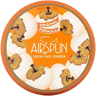 Coty AirSpun Loose Face Powder 070-24 Translucent, 70ml (Pack of 2)