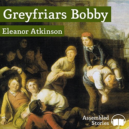 Greyfriars Bobby audiobook cover art