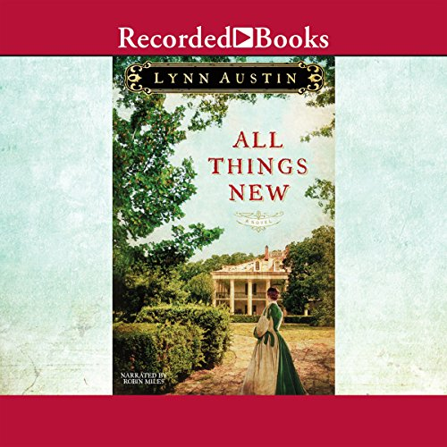 All Things New                   Auteur(s):                                                                                                                                 Lynn Austin                               Narrateur(s):                                                                                                                                 Robin Miles                      Durée: 14 h et 52 min     1 évaluation     Au global 5,0