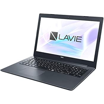 NEC ノートパソコン LAVIE Direct NS(A) 【Web限定モデル】 (カームブラック) (AMD E2/4GBメモリ/500GB HDD/Officeなし/Windows 10 Home)