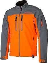 Klim Inversion Men's Ski Snowmobile Jacket - Orange/Medium