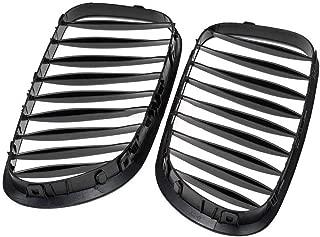 Fornateu 4pcs contra rayones Negros de Fibra de Carbono para Coche Protector de Borde de la Guardia Vestiduras Strip Pegatinas Bares