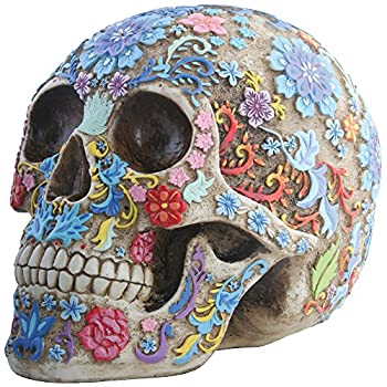 Best sugar skull statues Reviews