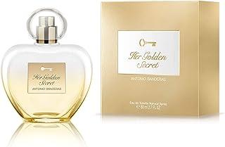 Antonio Banderas Her Golden Secret EDT Spray 80 ml NLA120400