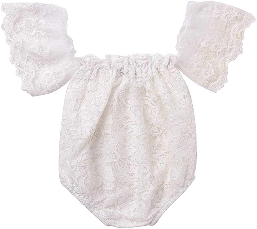 Bargain sale Mikrdoo Newborn Baby Girl Romper Infant Opening large release sale Clothes