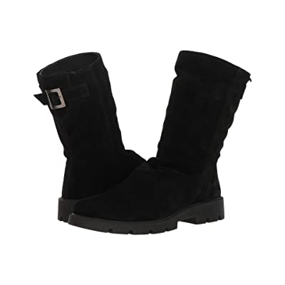 The FLEXX Movin Up (Black Waterproof Suede) Women